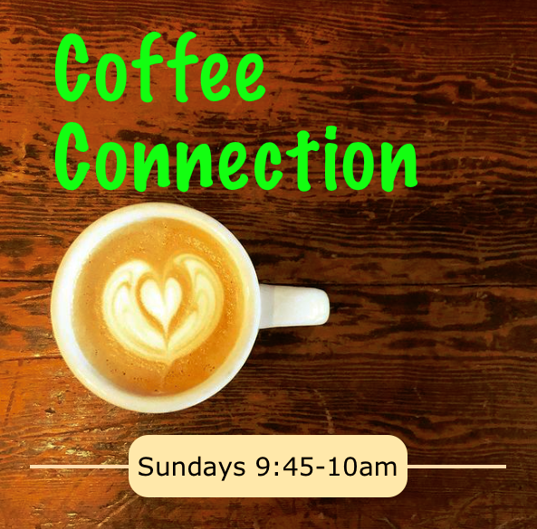 Coffee Connection internet slide